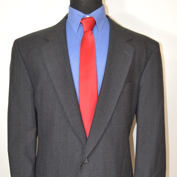Christopher Hayes Other - Christopher Hayes 42L Sport Coat Blazer Suit Jacke